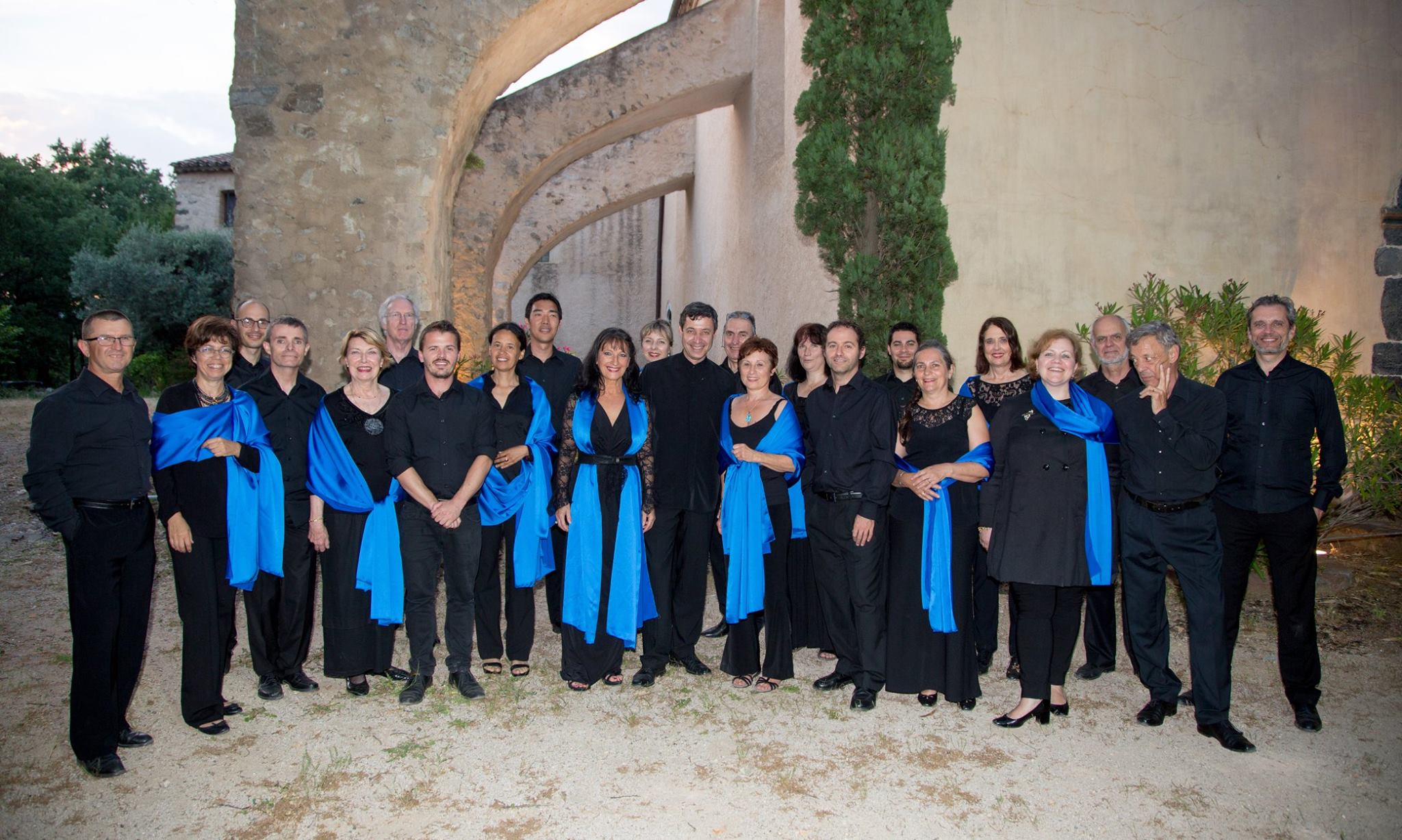 ensemble vocal, concerts et spectacles